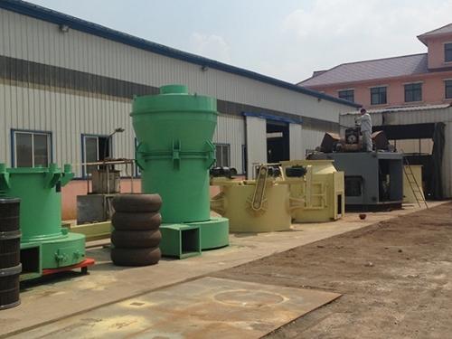 立式磨粉机雷蒙机备件